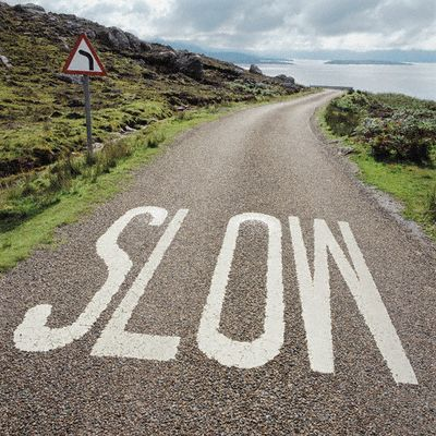 Business coaching of The Power Of Slow
