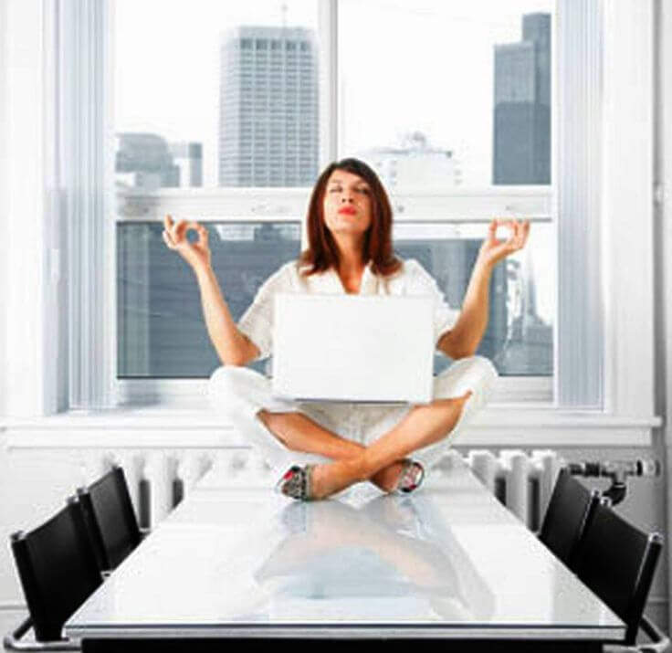 Business Coaching of 3 Ways to Stay Calm at Work