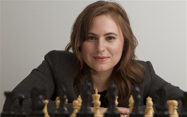 Business coaching of QUEEN OF CHESS CAN TEACH YOU ABOUT BEING SUCCESSFUL