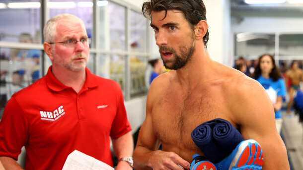 Business coaching of Michael Phelps is the greatest Olympic athlete of all time
