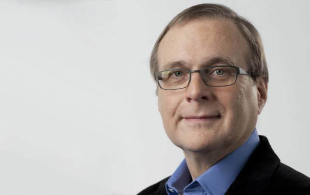 Paul Allen Microsoft
