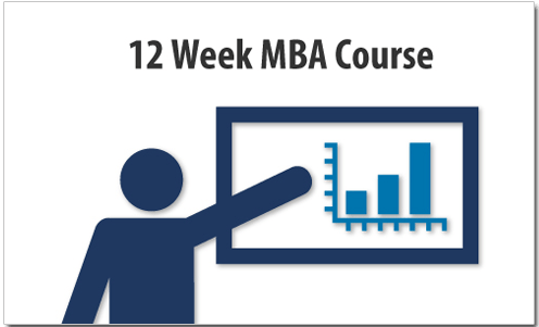 12 Week MBA course