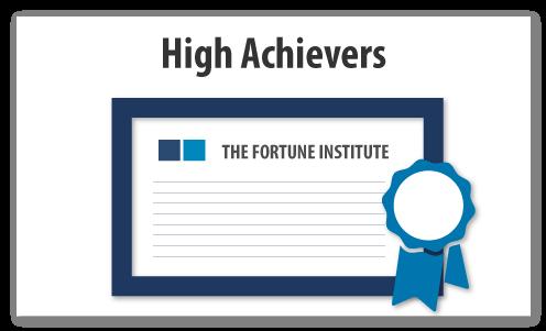 High Achievers November 2012